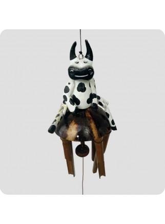 Windchime cow - with flaws