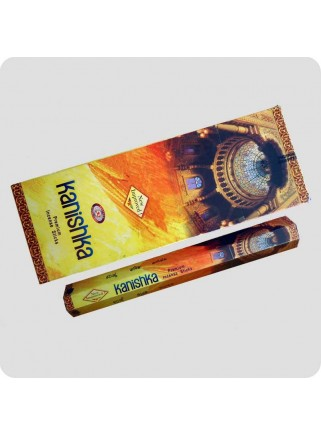 Darshan Kanishka røgelse 6-pack