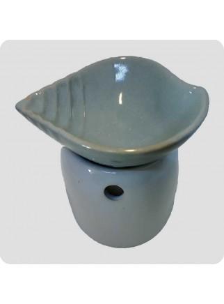 Aromalampe grå musling