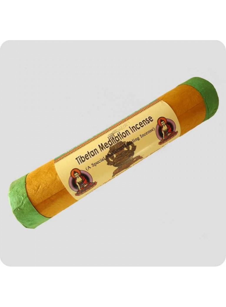 Tibetan Meditation incense large