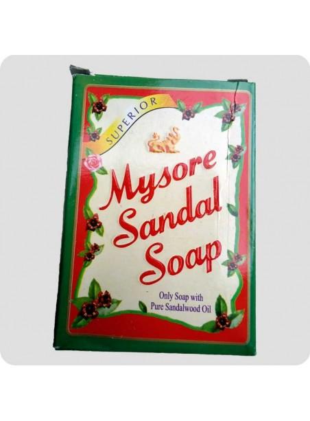 Mysore Sandal soap - best before July 2018