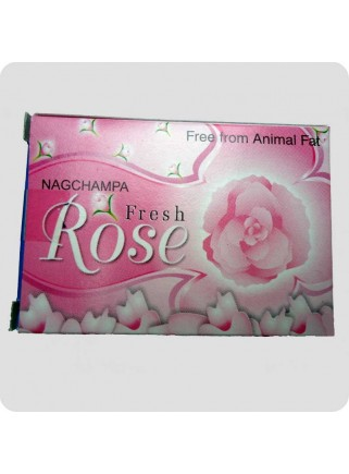 Nag Champa rose sæbe