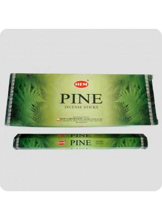 HEM hexa røgelse - Pine (fyrrenåle)
