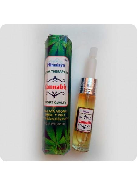 Himalaya olie Cannabis