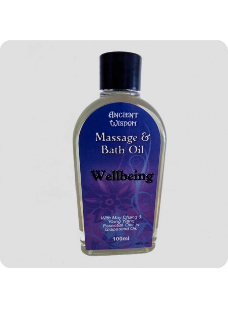 Massageolie Wellbeing 100 ml