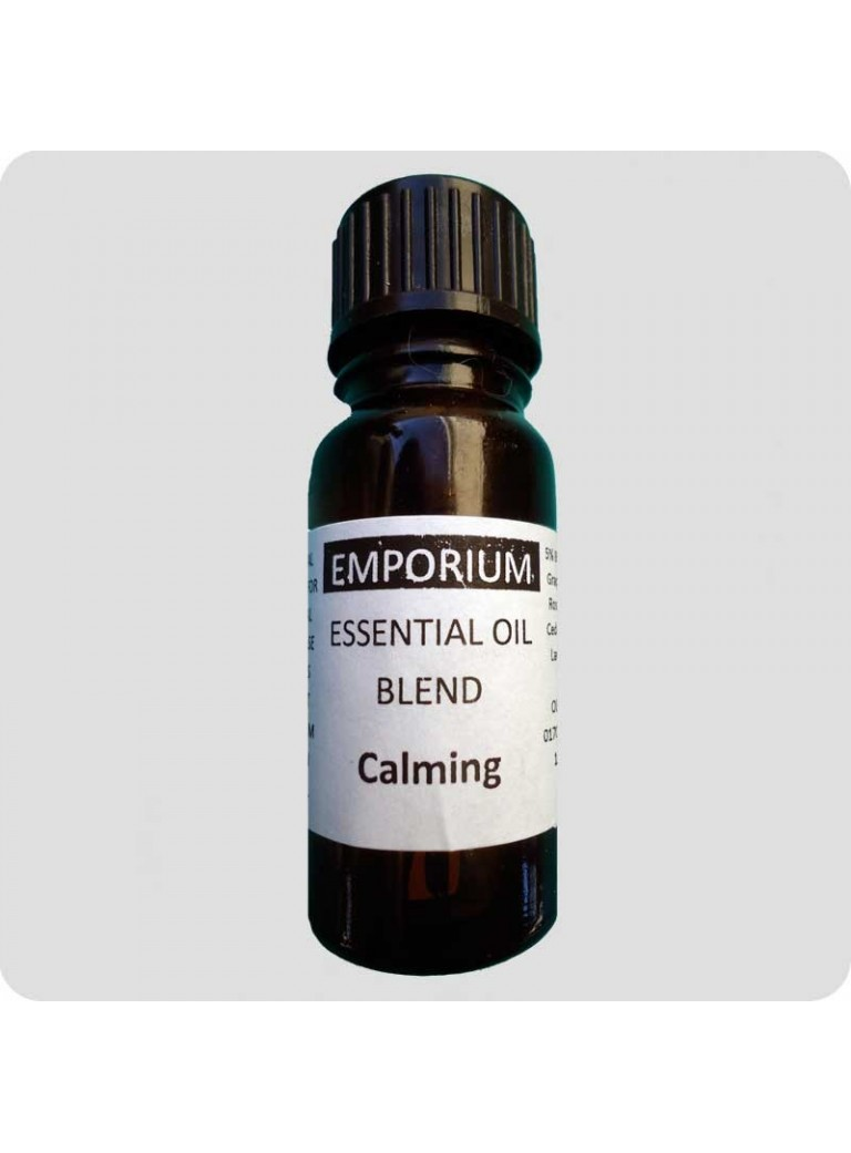 Aromatherapy oil Calming