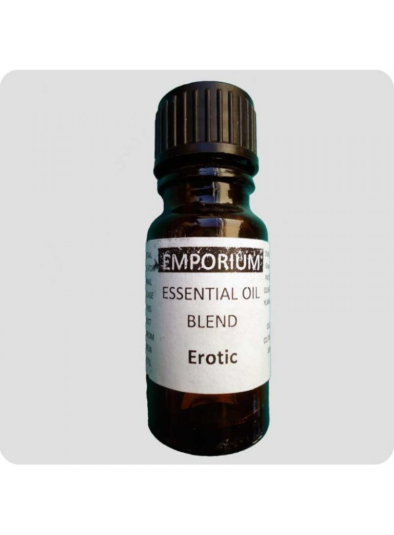 Aromatherapy oil Erotic