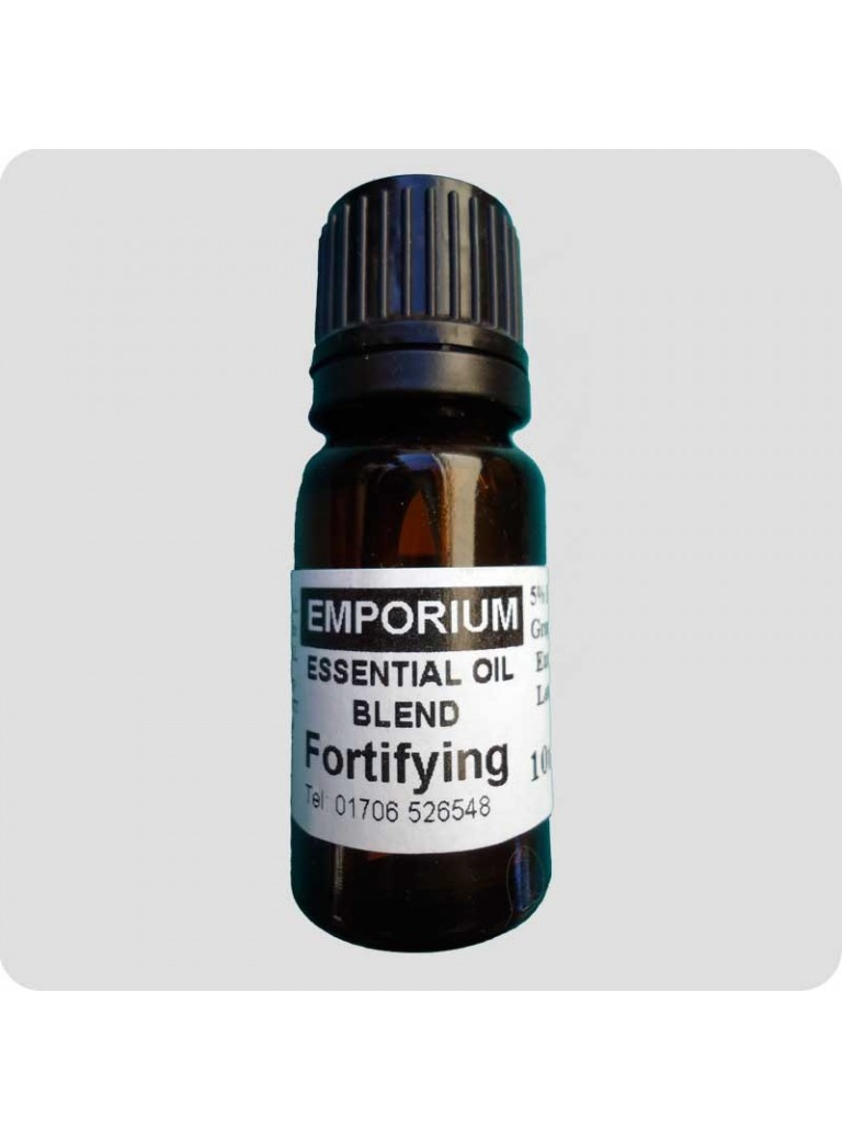 Aromatherapy oil Fortifying