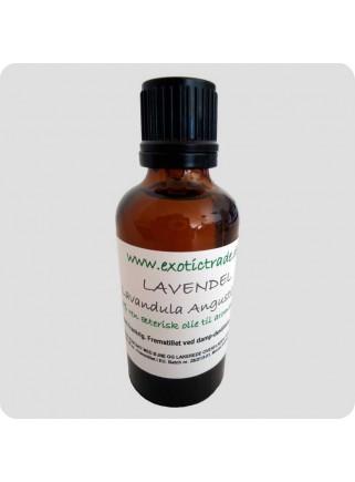 Æterisk olie 50 ml lavendel