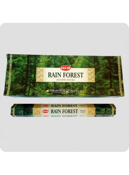 HEM hexa røgelse - Rain Forest (regnskov)