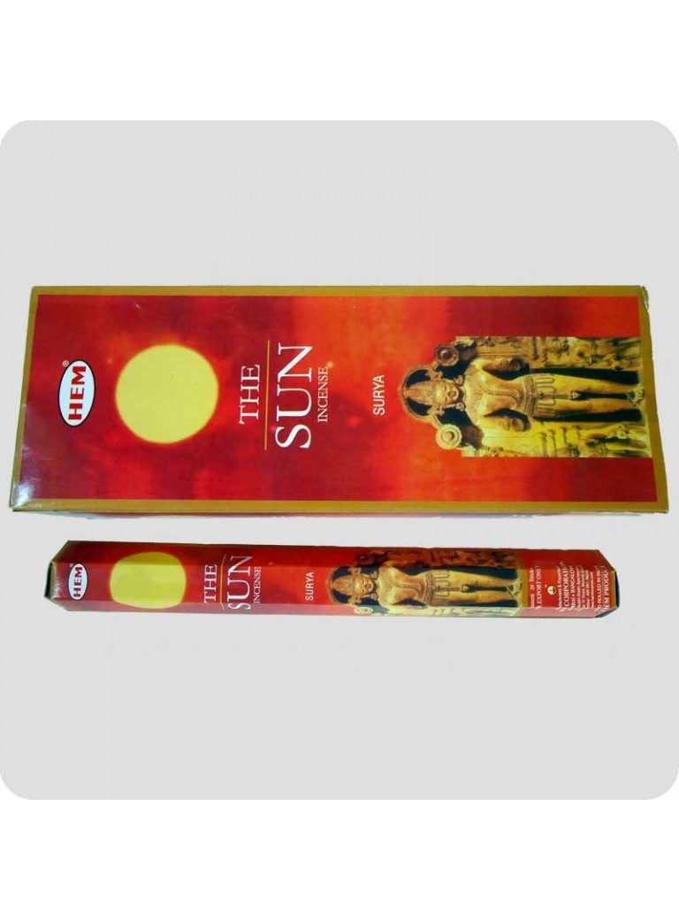 HEM hexa røgelse - The Sun