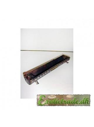 Copper tibetan incenseholder Akha