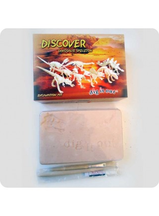 Discover dinosaurs
