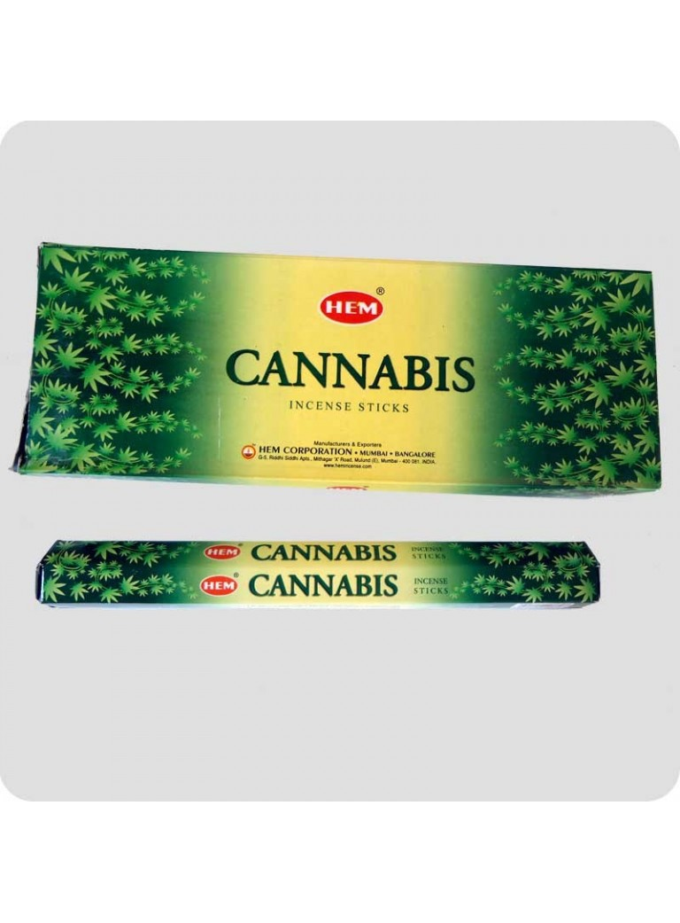 HEM hexa røgelse 6-pack - Cannabis