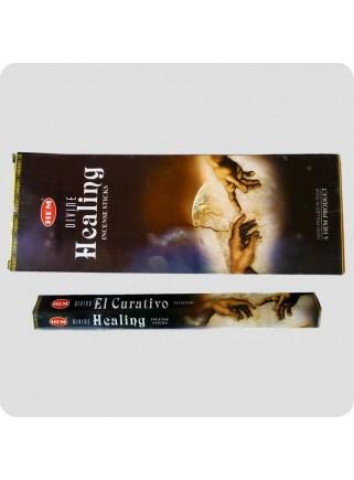HEM hexa røgelse 6-pack - Divine Healing