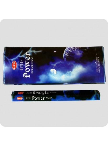 HEM hexa røgelse 6-pack - Divine Power