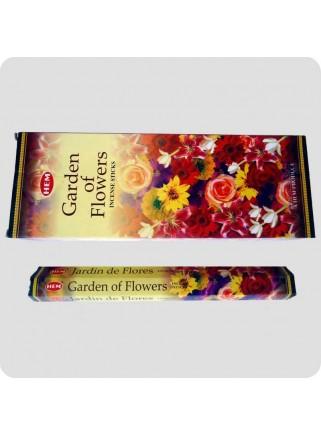 HEM hexa 6-pack - Garden of Flowers