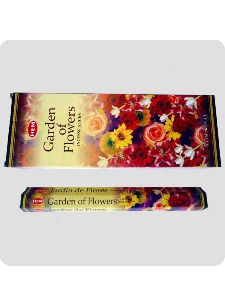 HEM hexa røgelse 6-pack - Garden of Flowers