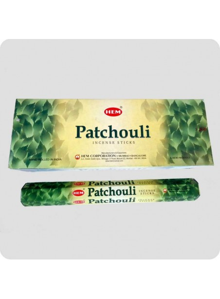 HEM hexa røgelse - Patchouli