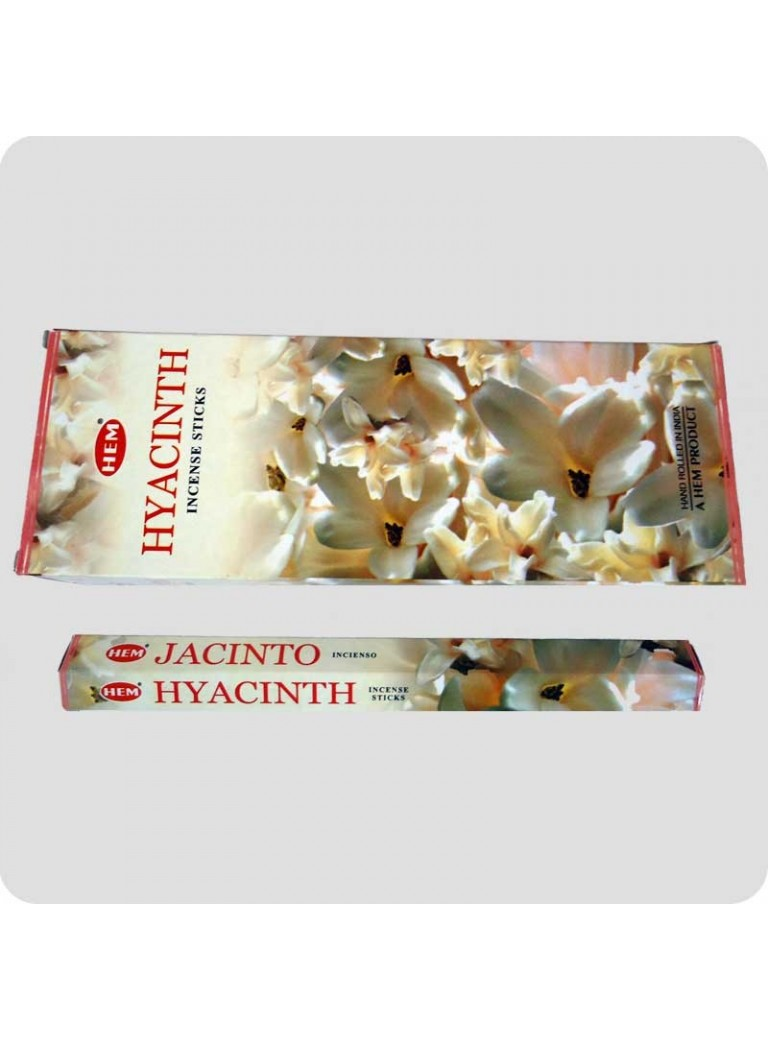 HEM hexa røgelse 6-pack - Hyacinth