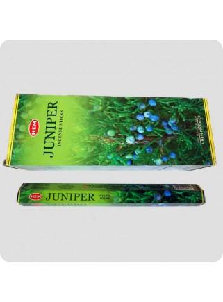HEM hexa røgelse 6-pack - Juniper (enebær)