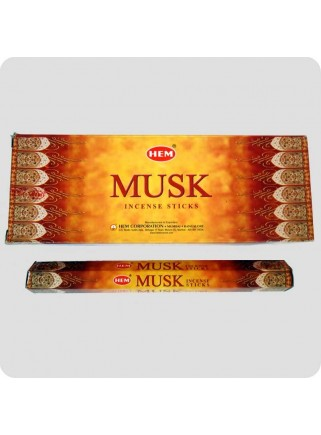 HEM hexa røgelse 6-pack - Musk