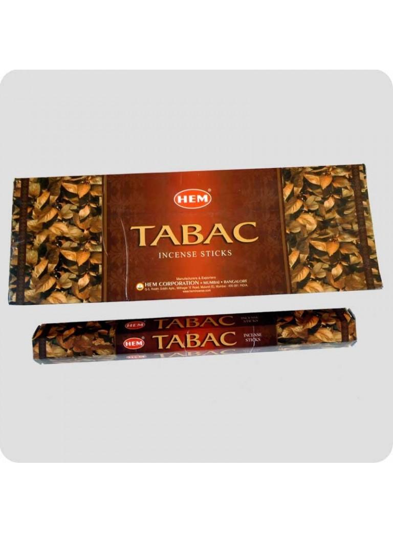 HEM hexa røgelse - Tabac (tobak)