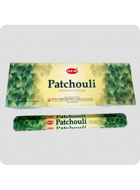 HEM hexa 6-pack - Patchouli