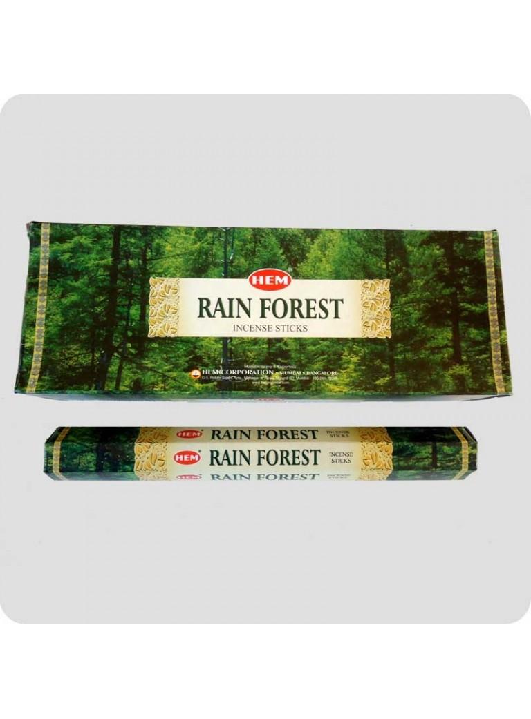 HEM hexa røgelse 6-pack - Rain Forest (regnskov)