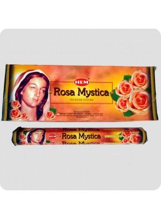 HEM hexa røgelse 6-pack - Rosa Mystica