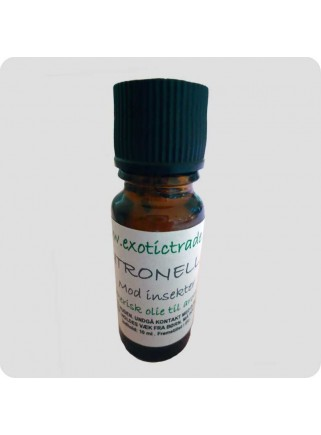 Æterisk olie citronella (Exotictrade)