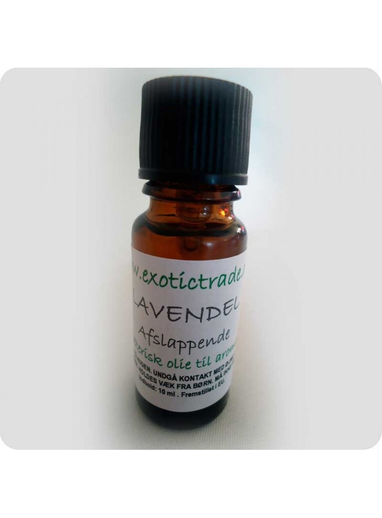 Æterisk olie lavendel (Exotictrade)
