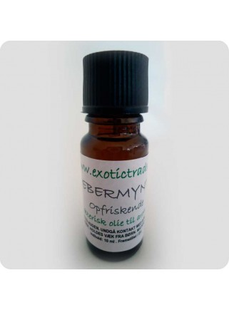 Essential oil peppermint (Exotictrade)