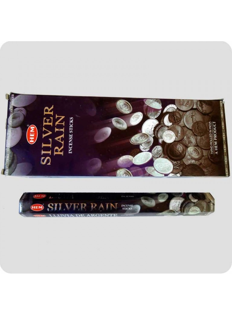 HEM hexa røgelse - Silver Rain