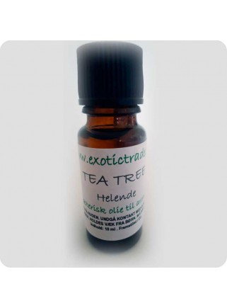 Æterisk olie tea tree (Exotictrade)