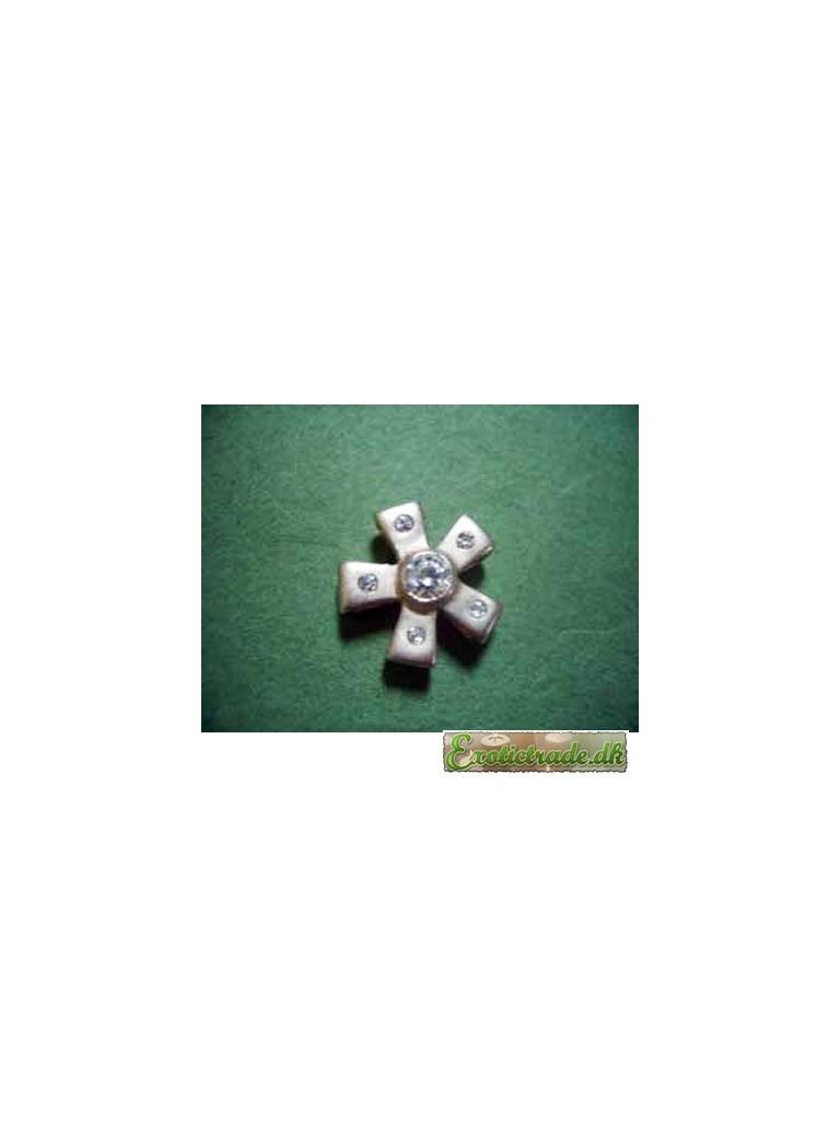 Halskædevedhæng sølv D