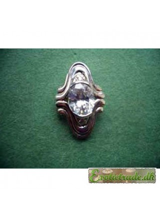 Halskædevedhæng sølv N