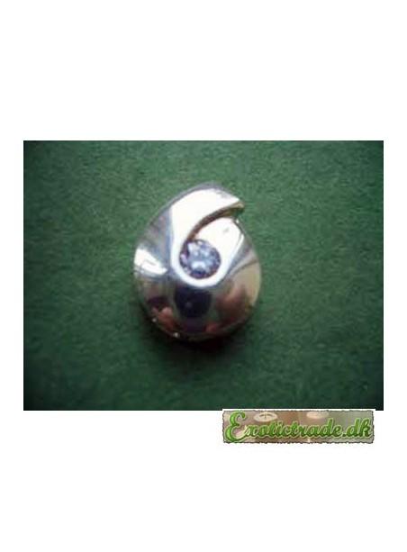 Pendant silver P