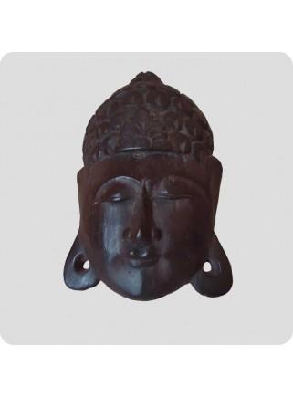 Buddha maske træ