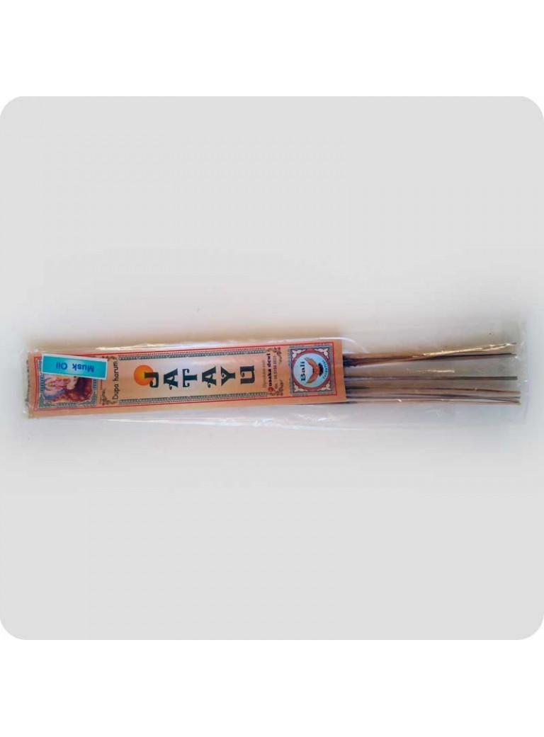 Jatayu incense musk
