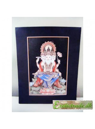 Painting Brahma