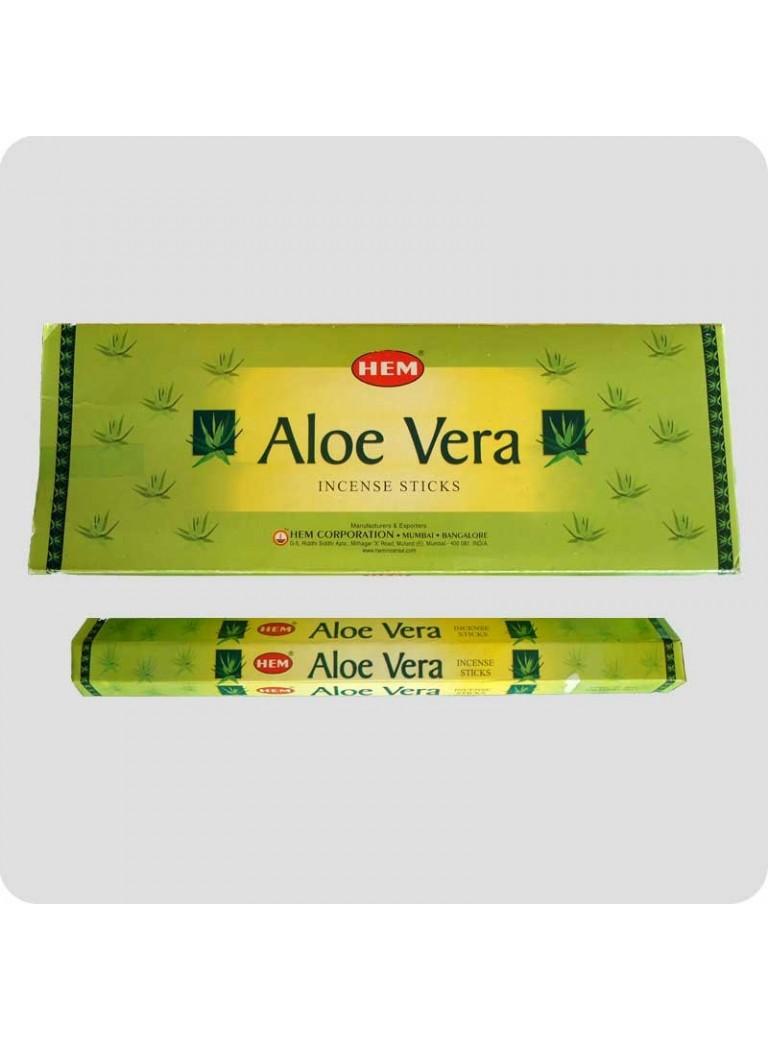 HEM hexa røgelse - Aloe Vera
