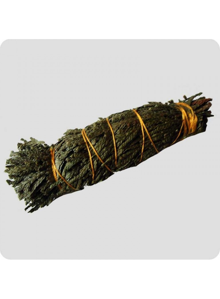 Smudge stick cedertræ