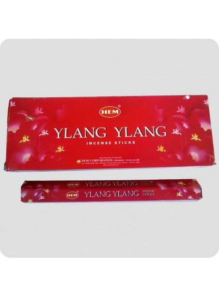 HEM hexa røgelse - Ylang ylang