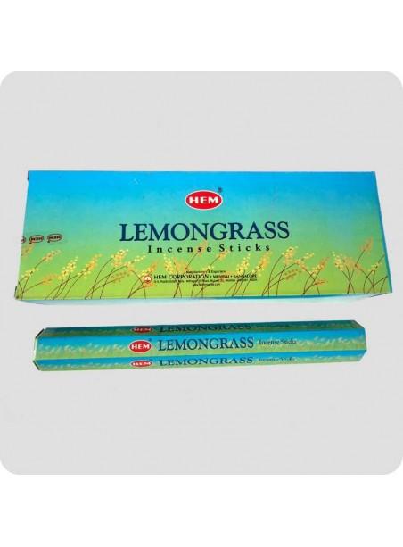 HEM hexa røgelse - Lemongrass (citrongræs)