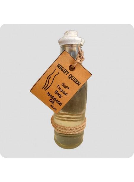 Massage oil Night Queen 40 ml