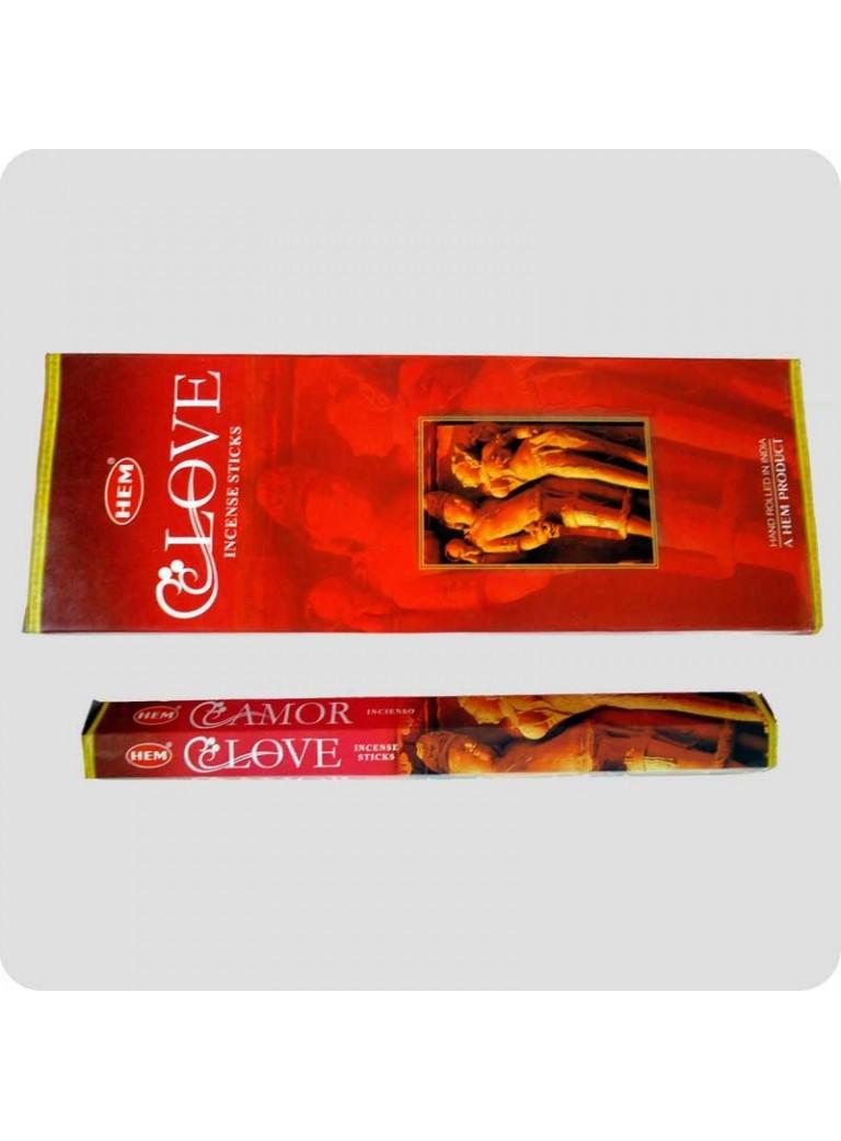 HEM hexa røgelse - Love