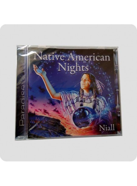 CD - Native American Nights - af Niall