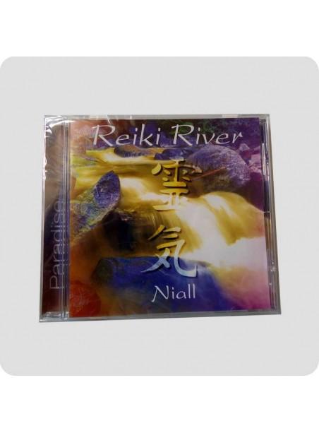 CD - Reiki River - af Niall