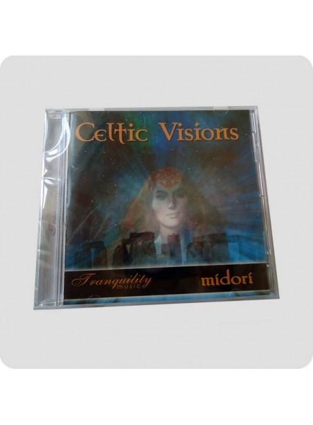 CD - Celtic Visions - by Midori